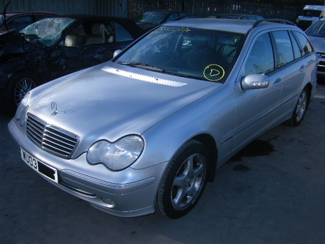2003 MERCEDES BENZ C200 KOMPRESSOR Parts