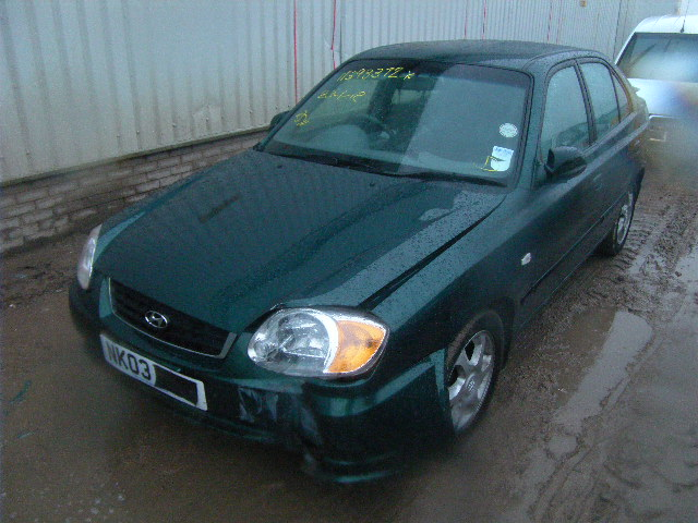 2003 HYUNDAI ACCENT CDX Parts