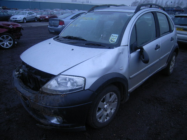 2004 CITROEN C3 XTR AUTTO Parts