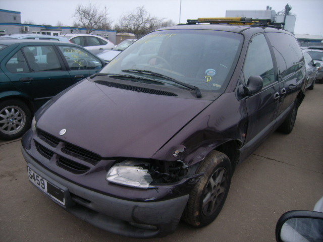 1998 CHRYSLER VOYAGER LE Parts