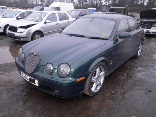 2003 JAGUAR S TYPE V8 Parts