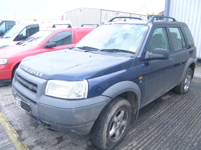 2001 LAND ROVER FREELANDER  Parts