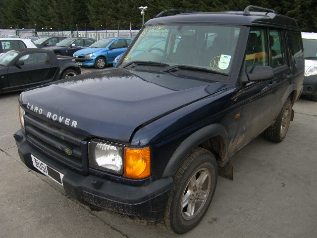 2001 LAND ROVER DISCOVERY  Parts
