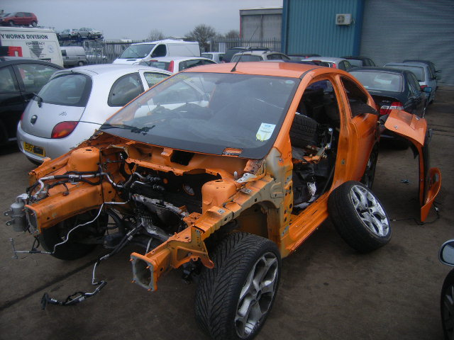 2009 FORD FOCUS ST-3 Parts