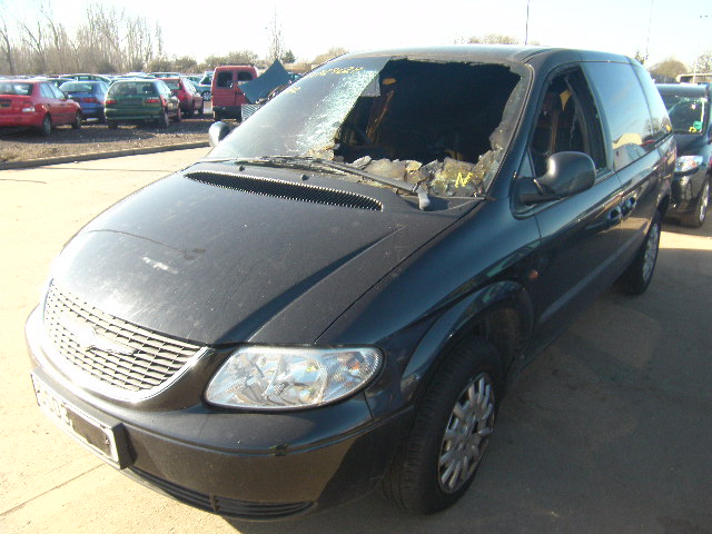 2003 CHRYSLER VOYAGER CR Parts