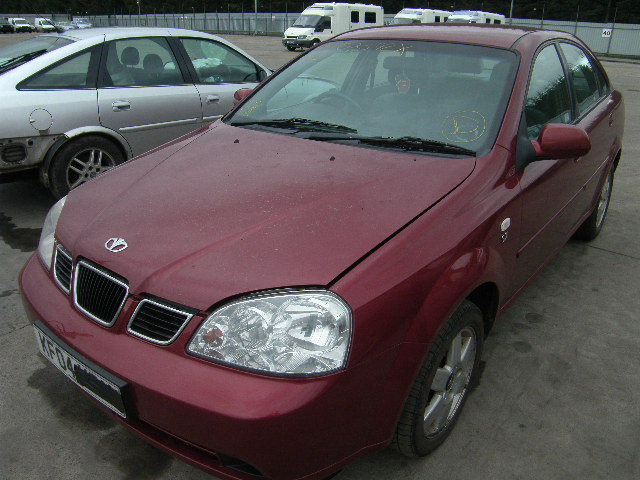 2004 DAEWOO NUBIRA SX Parts