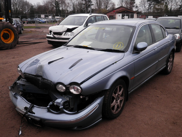 2001 JAGUAR X-TYPE V6 Parts