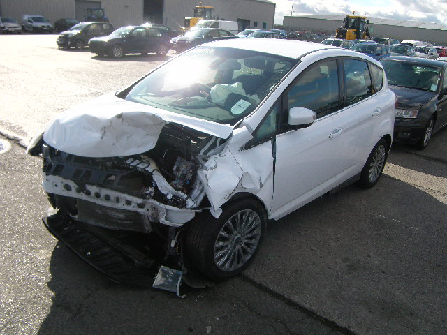 2012 FORD C-MAX TITANIUM Parts