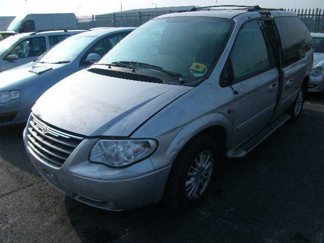 2004 CHRYSLER VOYAGER LX Parts