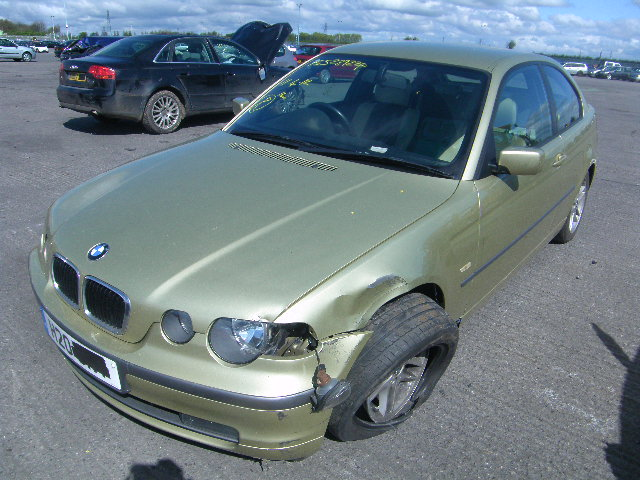 2001 BMW 325 TI COMPACT Parts