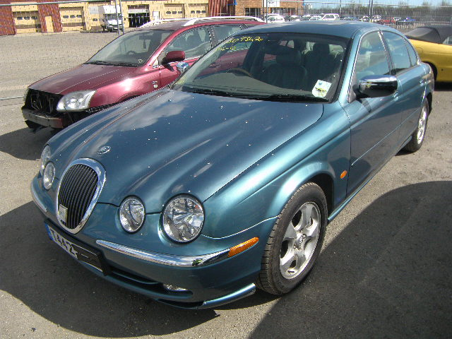 1999 JAGUAR S TYPE V6 Parts