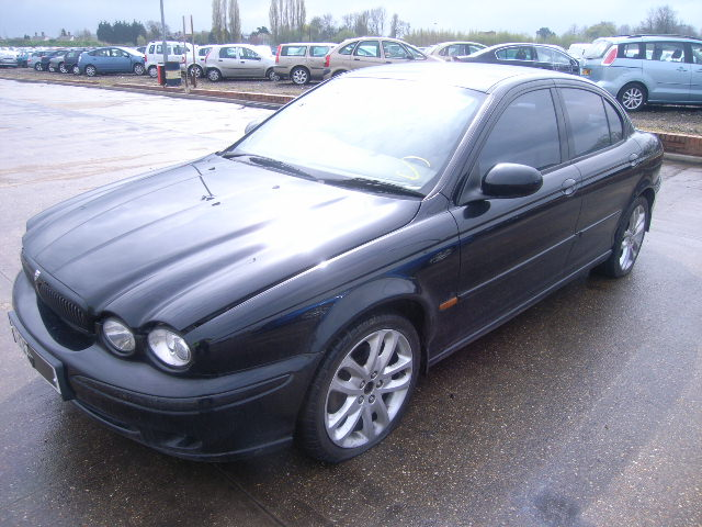 2002 JAGUAR X-TYPE V6 Parts