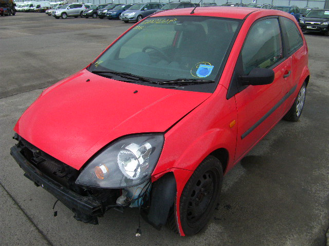 2008 FORD FIESTA STYLE Parts