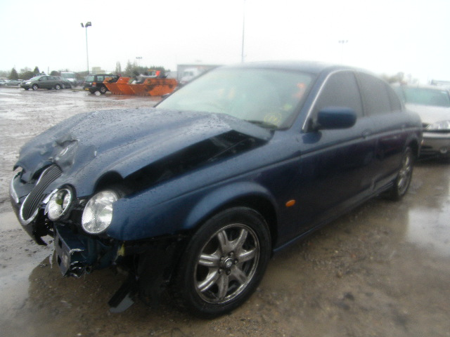 2001 JAGUAR S TYPE V8 Parts