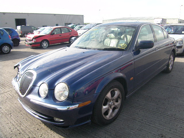 2000 JAGUAR S TYPE V6 Parts
