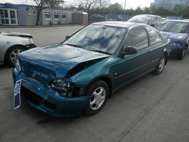 1995 HONDA CIVIC LSI Parts