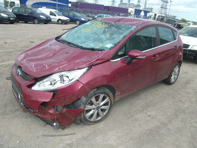 2009 FORD FIESTA ZETEC Parts