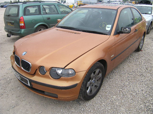 2001 BMW 316 TI COMPACT Parts