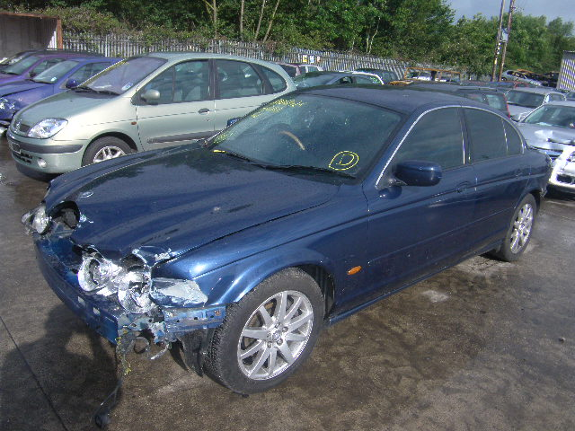 1999 JAGUAR S TYPE V8 Parts