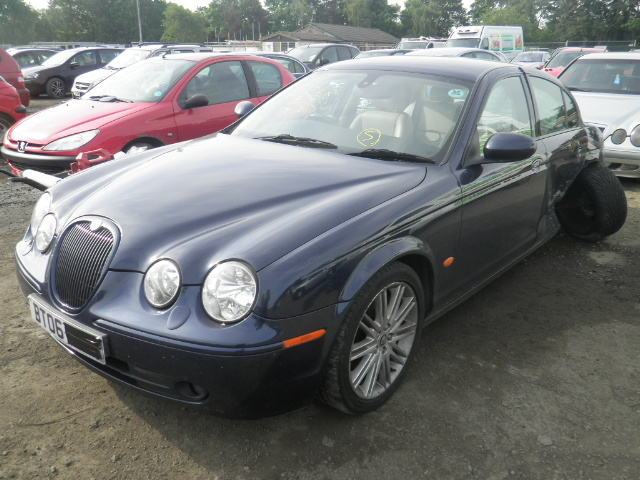 2006 JAGUAR S TYPE SPORT Parts