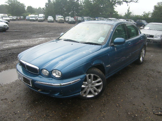 2003 JAGUAR X-TYPE V6 Parts