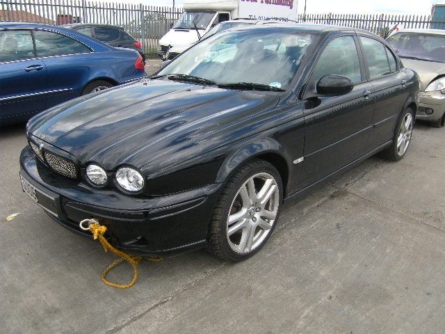 2006 JAGUAR X-TYPE SPORT Parts