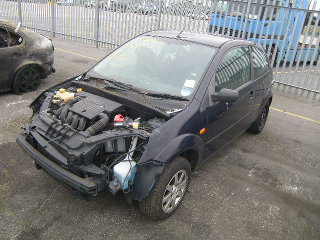 2004 FORD FIESTA FINESSE Parts