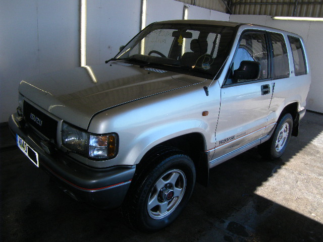 1995 ISUZU TROOPER SWB Parts