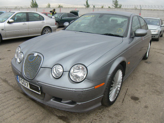 2007 JAGUAR S TYPE XS Parts