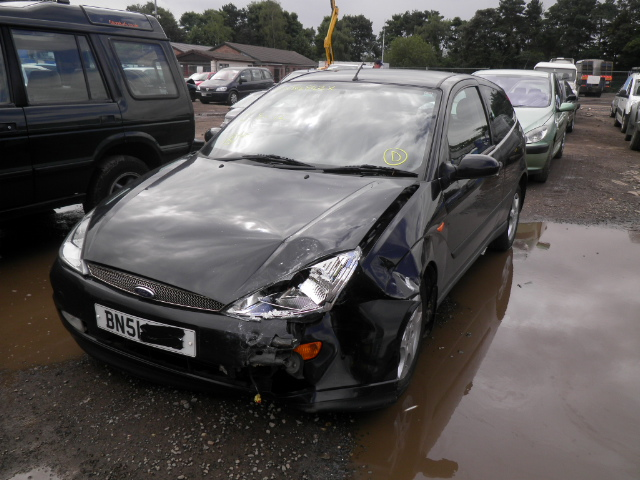 2001 FORD FOCUS BLAC Parts