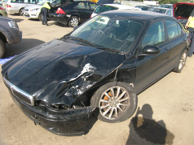 2006 JAGUAR X-TYPE S D Parts