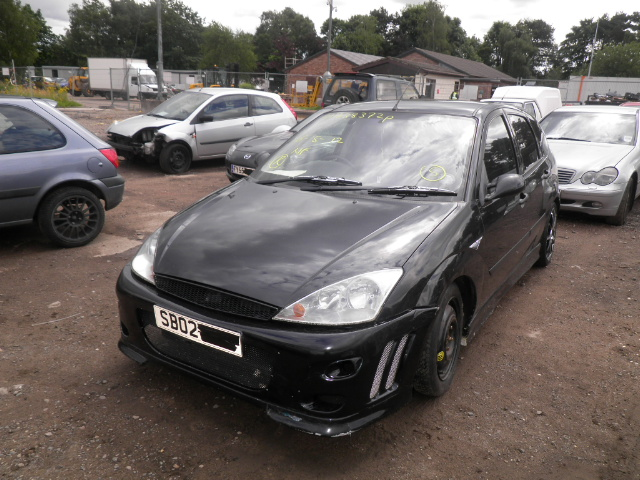 2002 FORD FOCUS ZETEC Parts