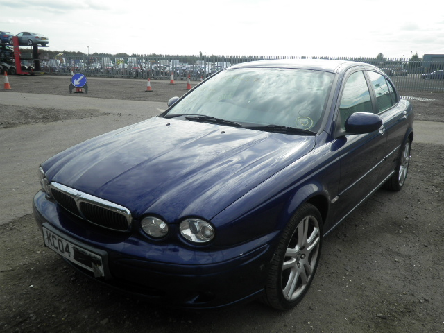 2004 JAGUAR X-TYPE V6 Parts