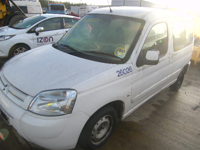 2007 CITROEN BERLINGO M Parts