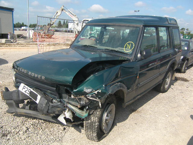 1997 LAND ROVER DISCOVERY  Parts