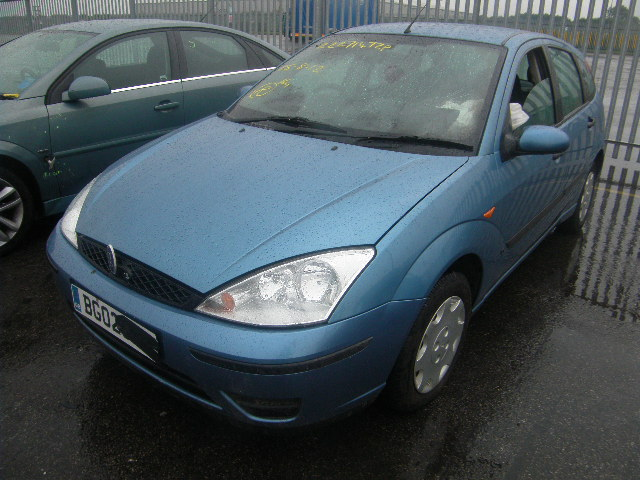 2002 FORD FOCUS CL Parts