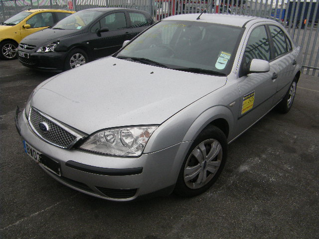 2003 FORD MONDEO LX Parts