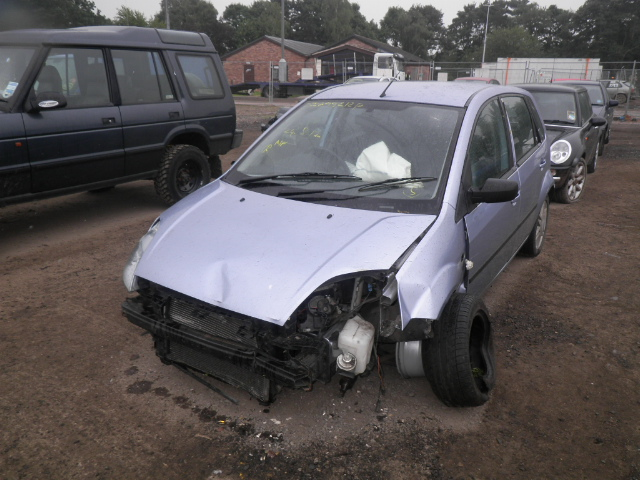 2005 FORD FIESTA GHI Parts