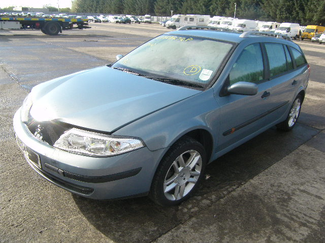 2004 RENAULT LAGUNA EXT Parts