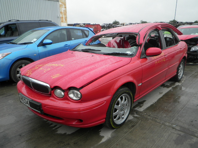 2004 JAGUAR X-TYPE CLA Parts