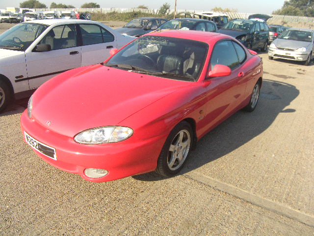 2000 HYUNDAI COUPE SPEC Parts