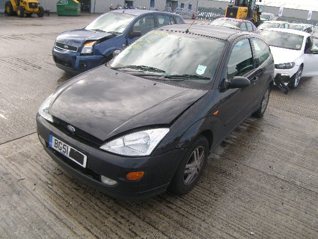 2001 FORD FOCUS ZETEC Parts