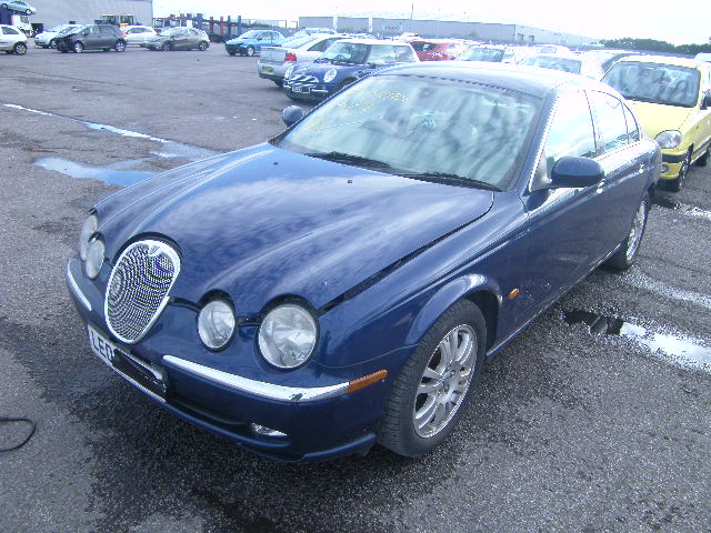 2002 JAGUAR S TYPE V8 Parts