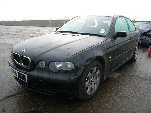2001 BMW 316 TI COMPZCT Parts