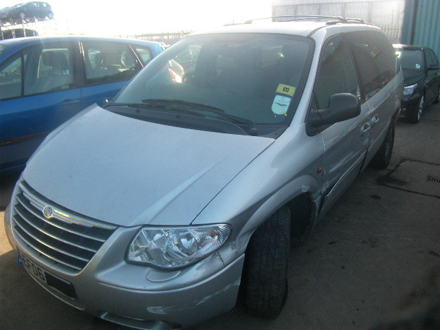 2006 CHRYSLER GRAND VOYAGER  Parts