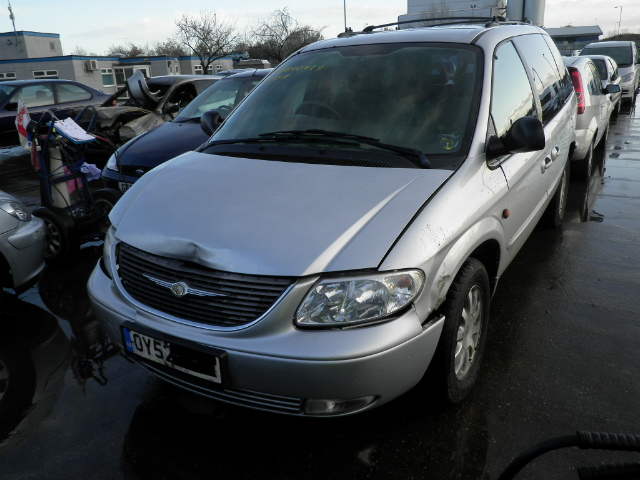 2002 CHRYSLER VOYAGER CR Parts