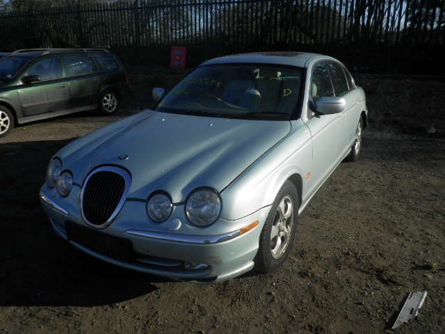 2001 JAGUAR S TYPE V6 Parts