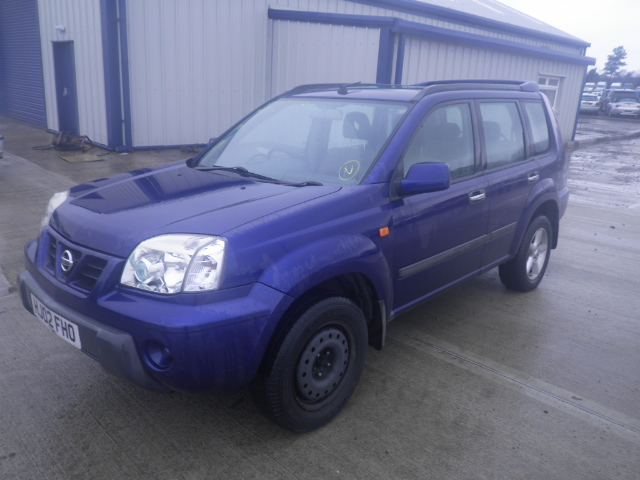 2002 NISSAN/DATSUN X-TRAIL SP Parts